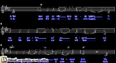 Zimrah partition : « Réveille l'amour » par Elisabeth Bourbouze