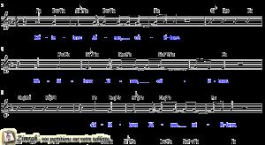 Zimrah partition : « Célébrez Jésus, célébrez » par Gary Oliver
