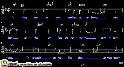 Zimrah partition : « O Dieu, mon roc » par Linda Panci-McGowen, Rolf Schneider