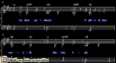 Zimrah partition : « Les cieux proclament » par Noel Richards, Tricia Richards
