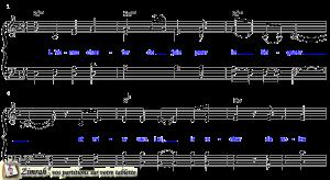 Zimrah partition : « Venez chanter de joie » par Paul Wilbur