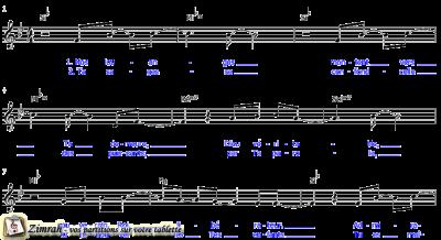 Zimrah partition : « Au-dessus de tout » par David Durham, Chris Cooke, David Terry