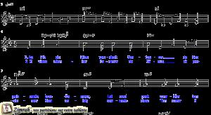 Zimrah partition : « Le Fils de Dieu » par John Wimber