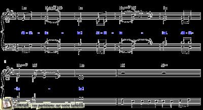 Zimrah partition : « Ah Seigneur de la joie » par Alain Dumont (book1} N°234)