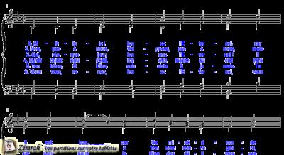 Zimrah partition : « Louez l'Eternel » par K.F. Schulz (book1} N°64)