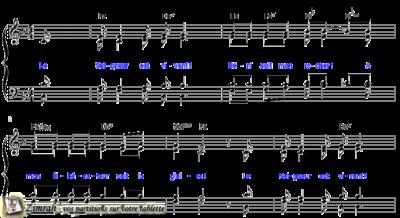 Zimrah partition : « Le Seigneur est vivant » par Jerry Cook (book1} N°235)