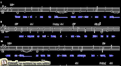 Zimrah partition : « Vous bondirez de joie » par Stuart Dauerman (book1} N°322)