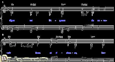 Zimrah partition : « Digne est l'Agneau » par Dale Garratt (book1} N°331)
