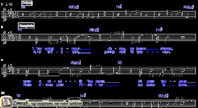 Zimrah partition : « Ton grand amour » par Reuben Morgan