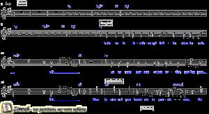 Zimrah partition : « Christ est ma joie » par Sébastien Corn (Sola Gratia N°11)