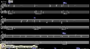 Zimrah partition : « Louons Le » par Matt Crocker (Sola Gratia N°10)