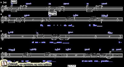 Zimrah partition : « Sonde moi » par Dan Luiten (book1} N°11)